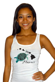 Hawaii Green Sea Turtle Shirt