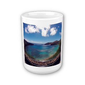 Hawaii Coffee Cups